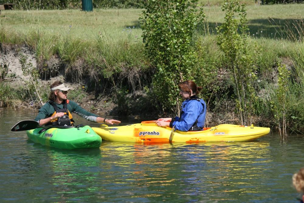 Introduction to kayak