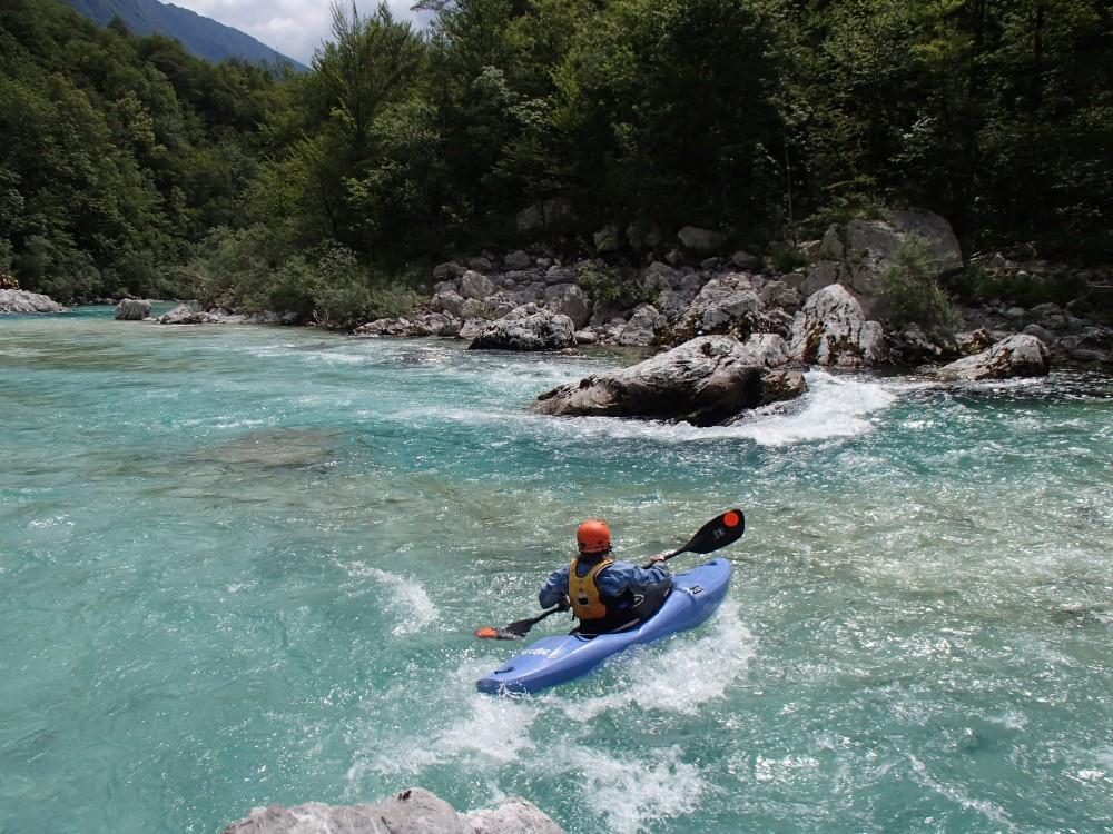 Slovenia Kayak Classics